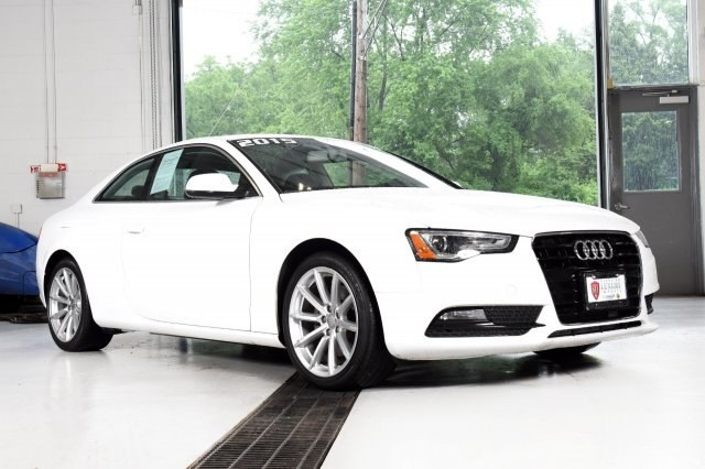 PreOwned Audi A T Premium D Coupe In Glenview G - Audi pre owned