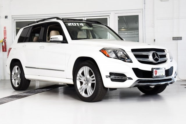 Pre Owned 2014 Mercedes Benz GLK 350